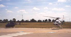 Helicopter Shuttle Service