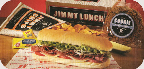 Jimmie John's Box Lunch